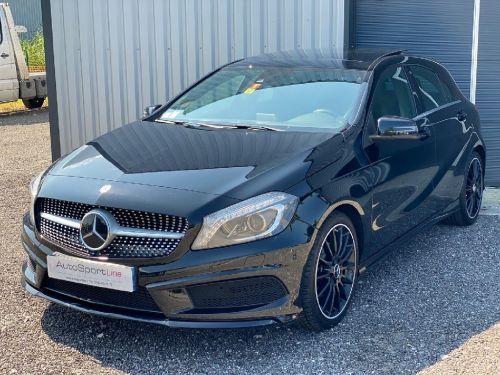Mercedes Classe A 180 d 7G-DCT Fascination