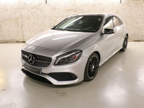 Mercedes Classe A MERCEDES CLASSE A III (2) 220 D FASCINATION 7G-DCT Leasing