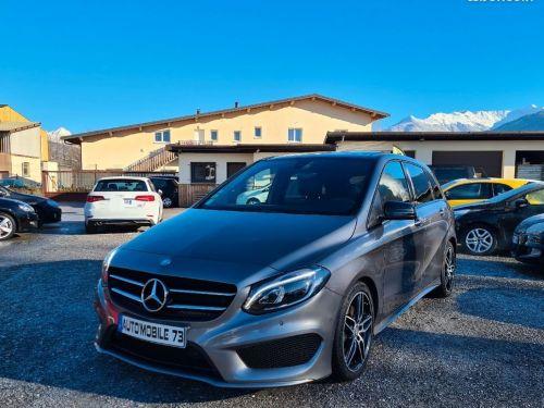 Mercedes Classe B 220d 177 fascination 4matic 7g-dct amg line 04/2016 TOIT PANO SEMI CUIR CAMERA