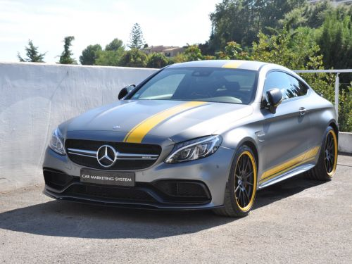Mercedes Classe C 63 S AMG Edition One Speedshift Leasing