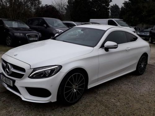 Mercedes Classe C Coupe Sport IV 220 D FASCINATION 9G-TRONIC AMG