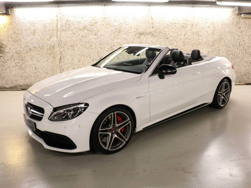 Mercedes Classe C IV CABRIOLET 63 S AMG Leasing