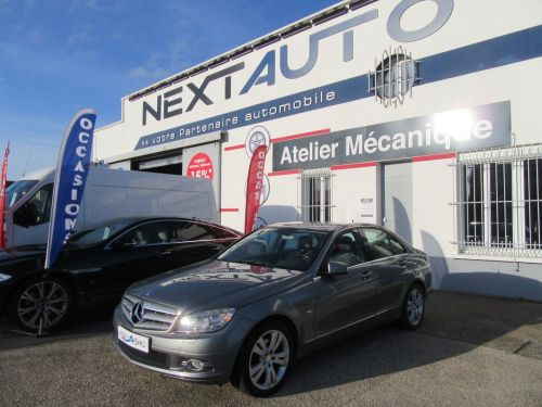 Mercedes Classe C (W204) 220 CDI BE AVANTGARDE