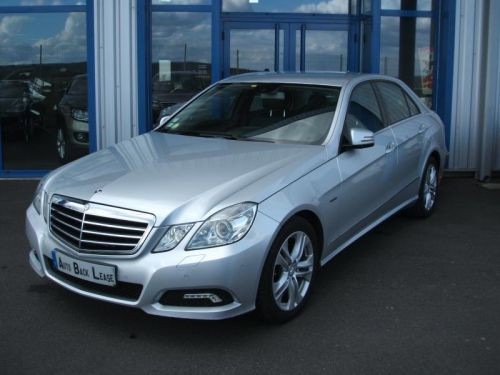 Mercedes Classe E 4 IV 250 CDI BLUEEFFICIENCY AVANTGARDE EXECUTIVE BVA5