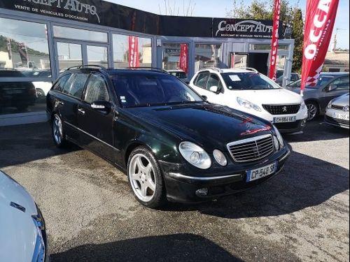 Mercedes Classe E AVANTGARDE DESIGNO