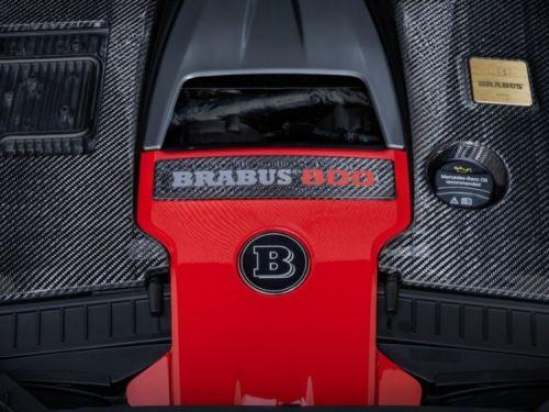 Mercedes Classe G G63 - Brabus G800