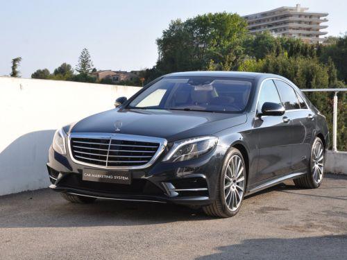 Mercedes Classe S 400 EXECUTIVE 4-MATIC Leasing