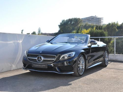 Mercedes Classe S 500 Cabriolet Leasing