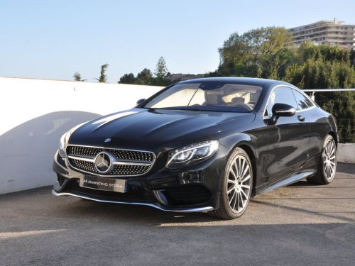 Mercedes Classe S 500 COUPE Leasing