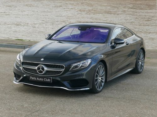 Mercedes Classe S 500 Coupé 4 Matic 7G-Tronic Pack AMG  Occasion