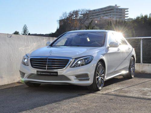 Mercedes Classe S 500 L EXECUTIVE 4 MATIC Leasing