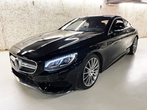 Mercedes Classe S CLASSE S 500 COUPE 4-MATIC Leasing