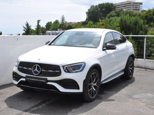 Mercedes CLC GLC COUPE 220 CDI AMG Leasing