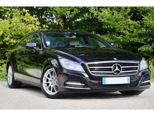 Mercedes CLS CLASSE 350 CDI BlueEfficiency A