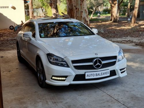 Mercedes CLS Shooting Brake 350 CDI 7 GTRONIC+ PACK AMG