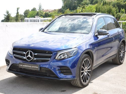 Mercedes GLC 350 E FASCINATION Leasing