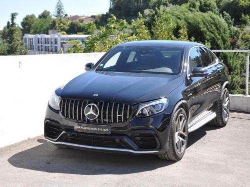 Mercedes GLC Coupé GLC 63 S 4MATIC + Leasing