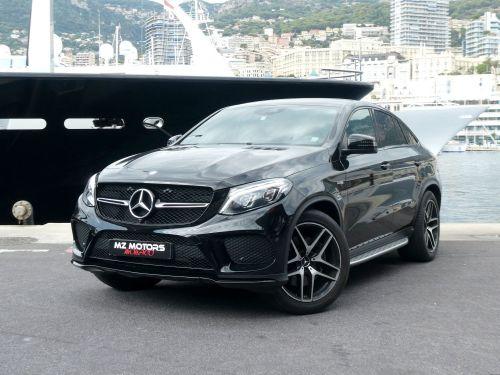Mercedes GLE Coupé 43 AMG