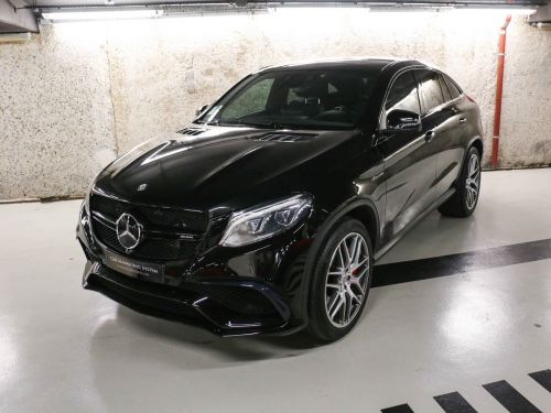 Mercedes GLE Coupé 63 AMG S 4MATIC Leasing