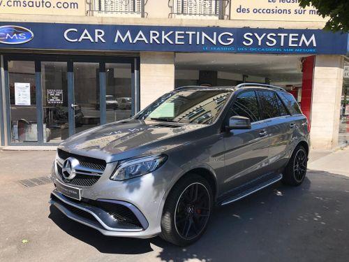 Mercedes GLE MERCEDES GLE 63 AMG S 4MATIC Leasing
