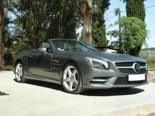 Mercedes SL 500 7 G.TRONIC + PACK AMG