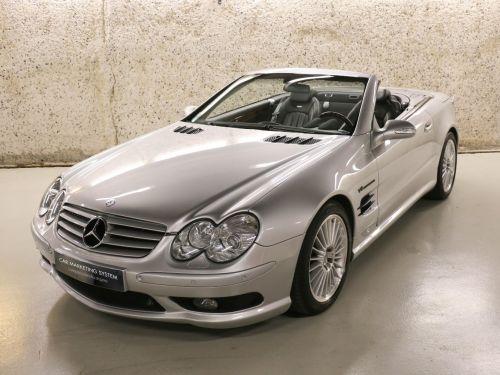 Mercedes SL II 55 AMG 500 BVA