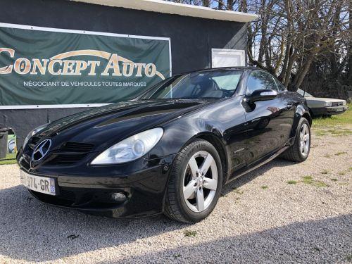 Mercedes SLK SLK 200