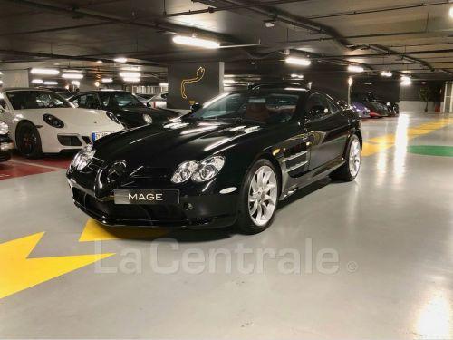 Mercedes SLR MCLAREN 5.4 V8 626