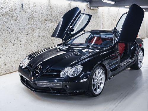 Mercedes SLR MERCEDES SLR MCLAREN 5.4 V8 626 Leasing