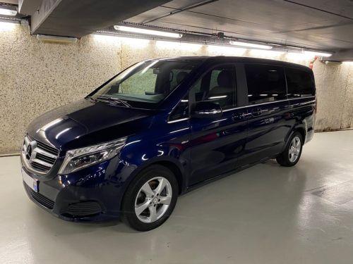 Mercedes Viano Classe V II 250 BlueTEC Avant Garde Leasing