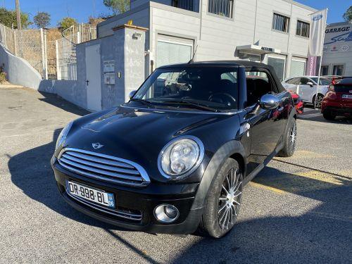 Mini Cabrio COOPER 122CH PACK CHILI