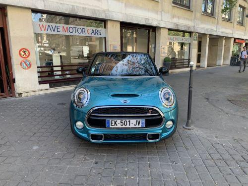 Mini Cabrio mini cooper s bva8 red hot chili
