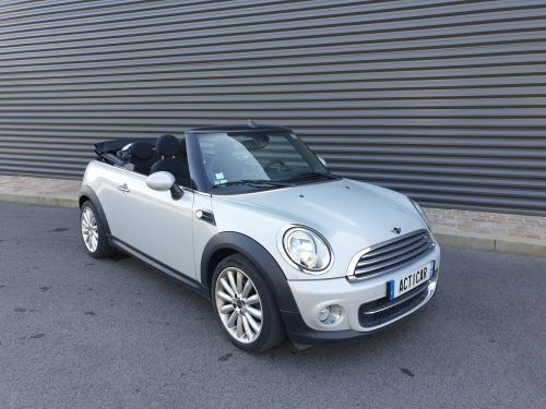 Mini One 2 ii cabriolet cooper d 1.6v 112