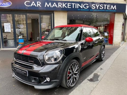 Mini Paceman 1.6 JOHN COOPER WORKS ALL4 218 Leasing