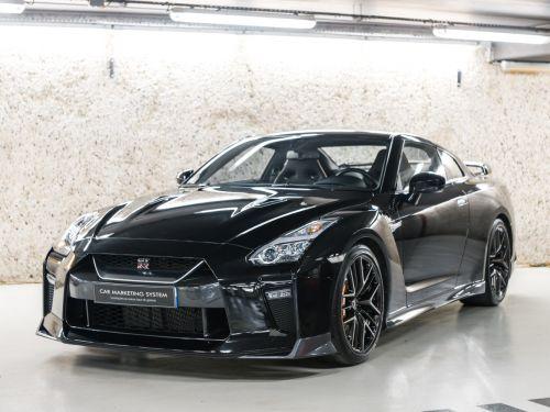 Nissan GT-R NISSAN GT-R (2) 3.8 V6 570 BLACK EDITION 4WD Leasing