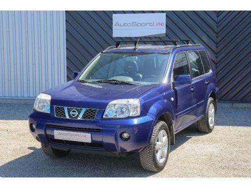 Nissan X-TRAIL X TRAIL  2.5 Plaza