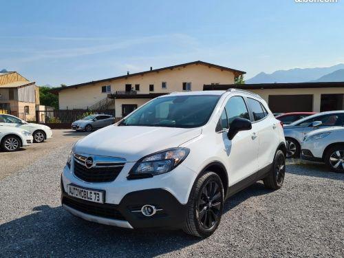 Opel MOKKA 4x4 1.6 cdti 136 cosmo pack 10/2015 1°MAIN CUIR GPS