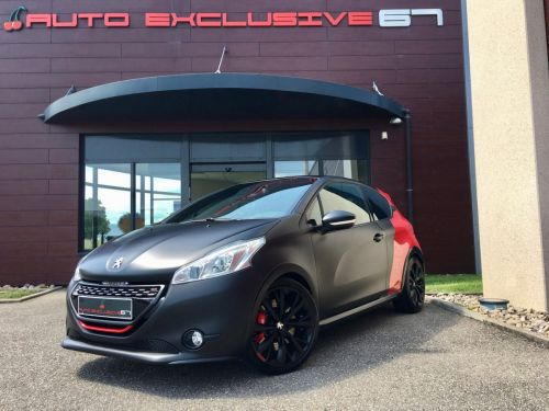 Peugeot 208 GTI BY PEUGEOT 30TH 208 cv N°389 BICOLORE