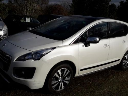 Peugeot 3008 (2) HYBRID4 2.0 HDI 163 +ELECTRIC EAT6