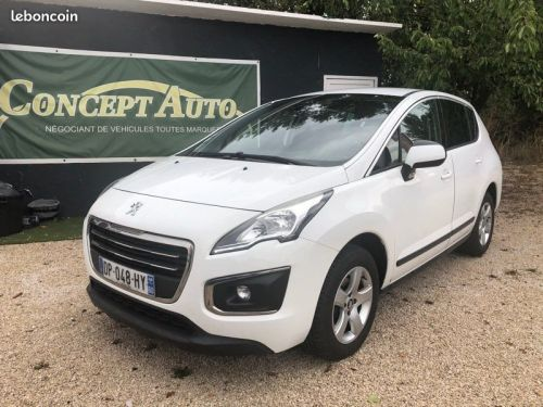 Peugeot 3008 business pack
