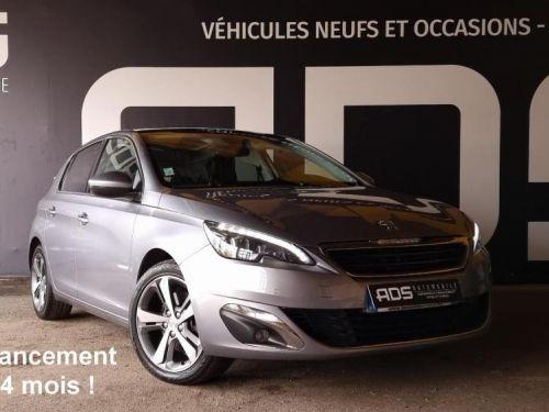 Peugeot 308 2.0 BLUEHDI 150CH S&S EAT6