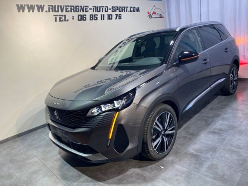 Peugeot 5008 BLUE HDI 130CH S&S EAT8 GT PACK