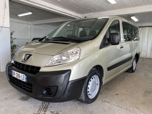 Peugeot EXPERT Tepee 2.0 HDI120 CONFORT LONG 9PL