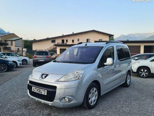 Peugeot Partner 1.6 hdi 90 loisirs 05/2010 7 PLACES GPS REGULATEUR