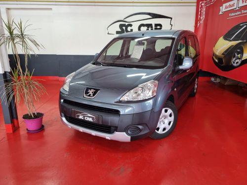 Peugeot Partner Partner Tepee 1l6 Essence 110 Ch Loisirs