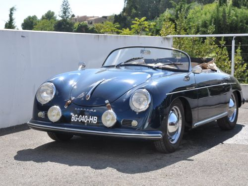 Porsche 356 SPEEDSTER BY APAL Leasing