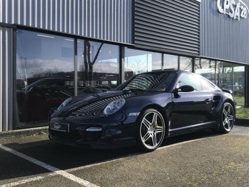 Porsche 911 911 (997) 3.6 480 TURBO TIPTRONIC S