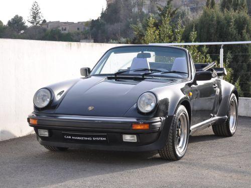 Porsche 911 930 TURBO 3.3 CABRIOLET G50 Leasing