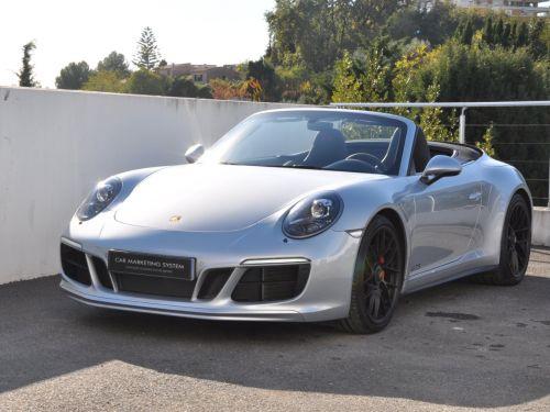 Porsche 911 991 (2) Carrera 4 GTS Cabriolet Leasing