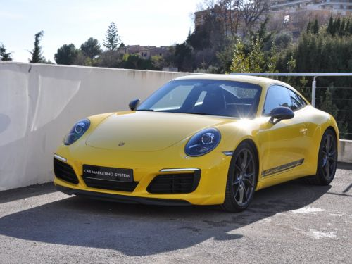 Porsche 911 991 (2) CARRERA T 3.0 370 Leasing